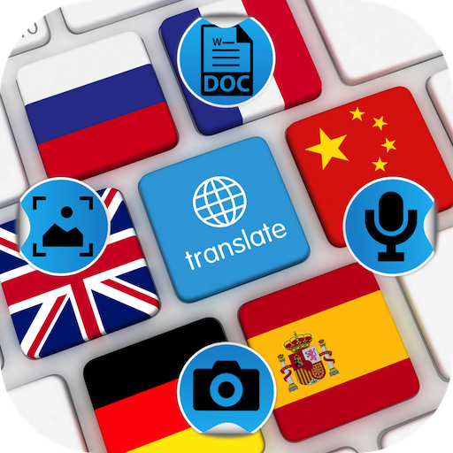 Translator for text, screen and voice