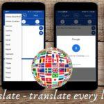 Go Translate - translate every language !