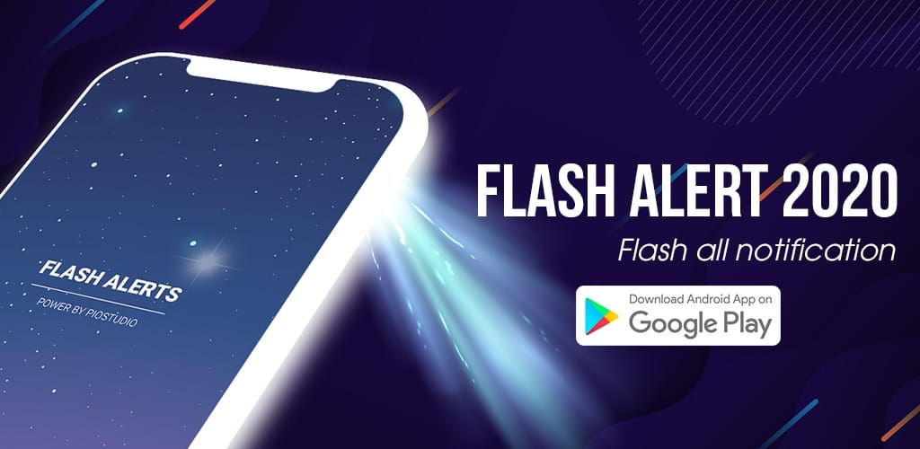 Flash Alerts – Blinking LED Notifications