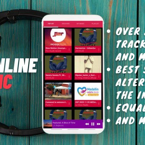 Just Online Music