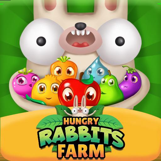 Hungry Rabbits Farm – Match 3 Puzzle