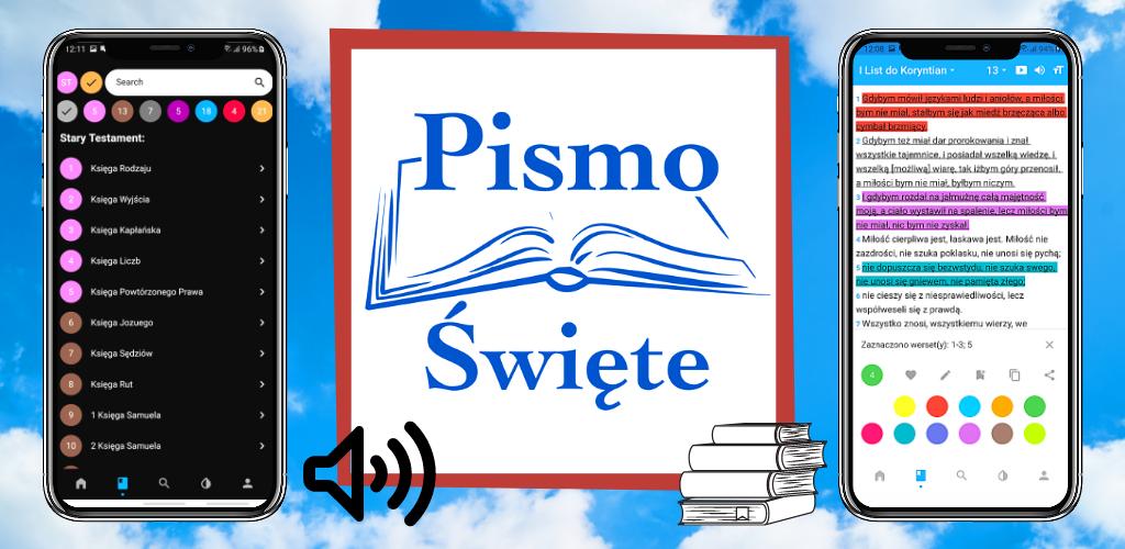 PISMO ŚWIĘTE – BIBLIA AUDIO