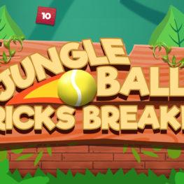 Jungle Ball Bricks Breaker - dream-apps.pl